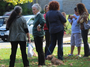 There was lots to talk about at ANTA's 2015 Fall Festival. (Sheila Foran Photo)